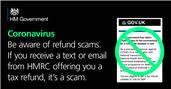HMRC Scam Warning